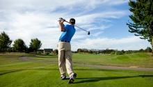 Golf csomag (1 éj)
