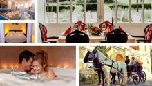 Valentin- napi romantika a Batthyány Kastélyszállóban Batthyány Kastélyszálló