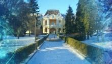 Varázslatos téli hétköznapok Batthyány Kastélyszálló