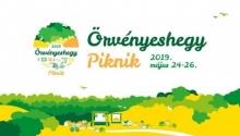 Piknik in Örvényesburg