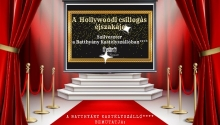 A hollywoodi csillogás éjszakája - Szilveszter a Batthyány Kastélyszállóban**** Batthyány Kastélyszálló