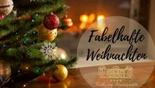 Fabelhafte Weihnachten Batthyány Kastélyszálló